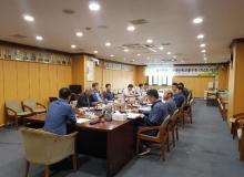 [청도]2019년 축산분야 신규사업 발굴 및 예산확보를 위한 간담회 개최