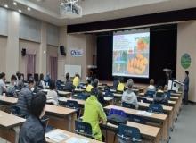 [청도] 제12기 귀농영농교육 아열대 작물 재배 기술 교육 실시